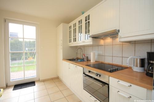 Küche – Ferienhaus Boddenblick
