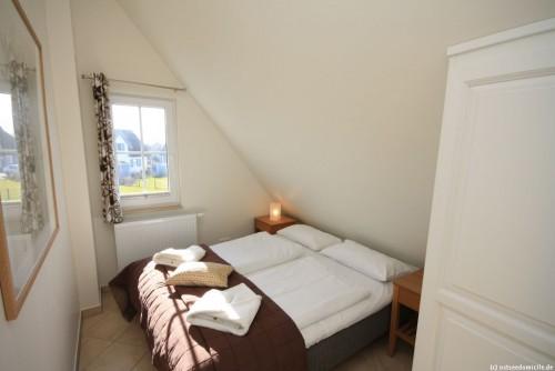 Schlafzimmer II – Ferienhaus Sonnenwiese