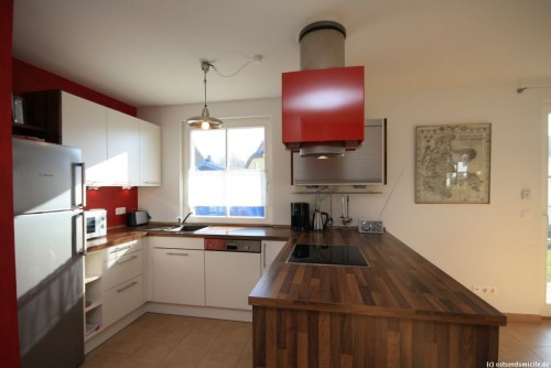 Küche – Ferienhaus Treibholz