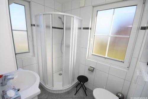 Badezimmer – Ferienwohnung Arkonablick (EG)