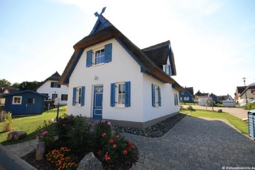 Außenansicht – Ferienhaus Treibholz